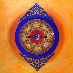 Tableau vibratoire d'harmonisation Tao «Équilibre&Vitalité»