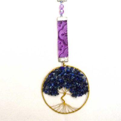 Pendule Arbre de Vie Lapis Lazuli