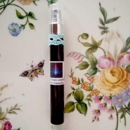 recharge synergie olfactothérapie spray flamme violette