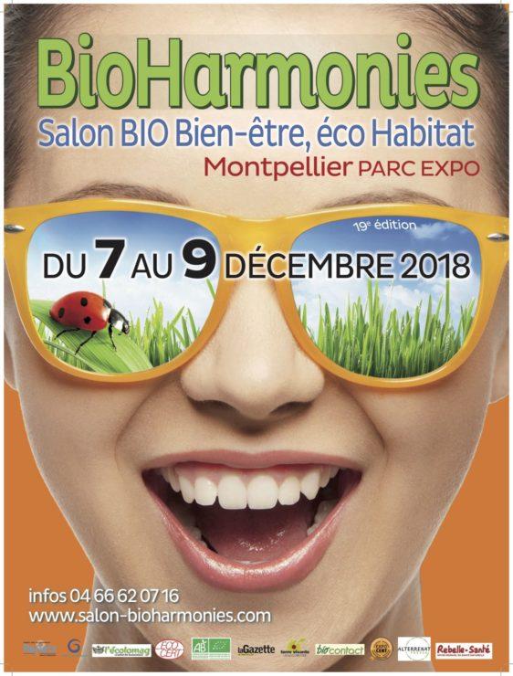 Salon Bio-Harmonie à Montpellier