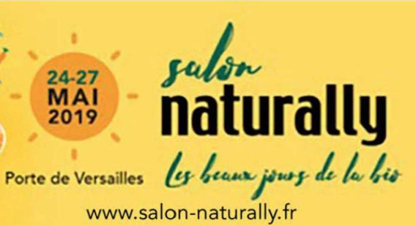 Salon NATURALLY à Paris