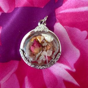 Amulette talisman Amour du divin