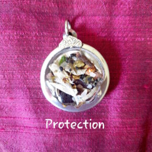 Amulette talisman spirituel protection