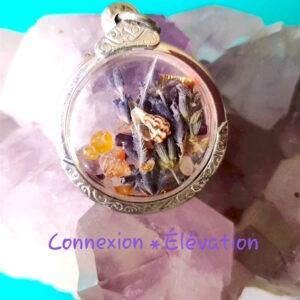 amulette spirituelle connexion élévation