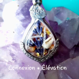 amulette talisman connexion élévation