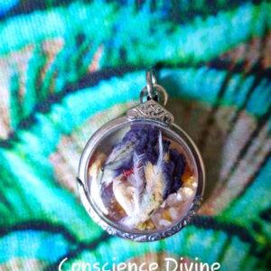 Amulette talisman conscience divine