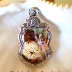 Amulette talisman régénération prospérité