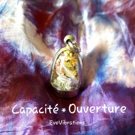 amulette spirituelle capacité ouverture
